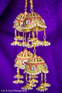 Bridal Jewelry http://www.maharaniweddings.com/gallery/photo/75735