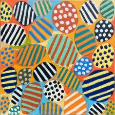 Pattern Images, Pattern Art, Bauhaus Textiles, Art Du Collage, Creation Art, Art En Ligne, Circle Art, Art Sculpture, Art Plastique