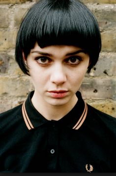 Emma Appleton in Fred Perry