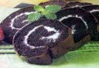 Recipes Chocolate Cake Roll Bolu | Ethnic Recipes