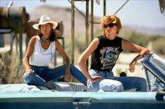 les anti-modernes*: cinematic style: Thelma and Louise