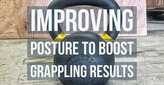Improving your posture is important for controlling your body during grappling matches. Use this progression from Steve Cotter to control your body better!