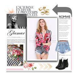 Romwe by aurora-australis on Polyvore featuring moda, Été Swim, Captiva and romwe