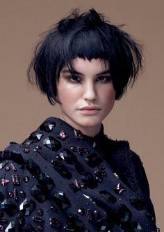 hair trend collections / парикмахерские тренды / стрижки, прически, окрашивания волос » Sassoon Academy коллекция весна/лето 2014 Prairie