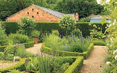 Barbara Segall lists some of her favourite herb gardens for you to   visit this summer.