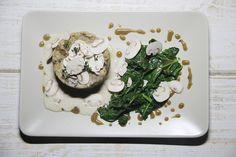 Vídeo: Risoto de champignon com emulsão de cogumelo