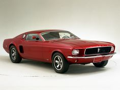 1966 Ford Mustang Mach 1 Prototype II