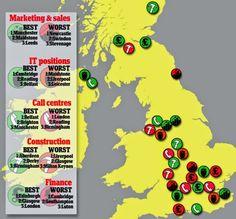 Edulcoro el empleo 2.0: Trabajo en Reino Unido