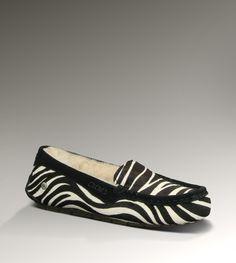 UGG® Ansley Exotic   Cheetah & Zebra Print Slippers   UGGAustralia.com