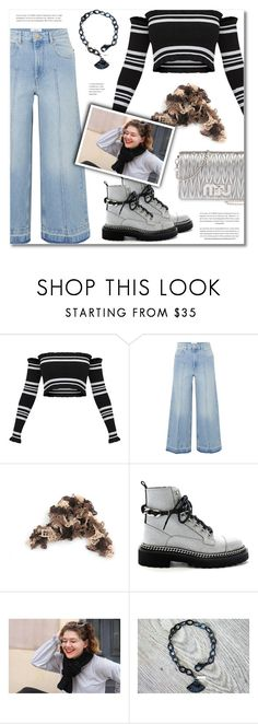 """""""etsy.com/il-en/shop/BestOffersBoutique?ref=shop_sugg"""" by defivirda ❤ liked on Polyvore featuring Étoile Isabel Marant, Miu Miu, contestentry and polyPresents"""
