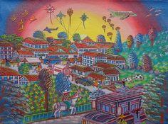 Art on eBay by Jaime Fuentes.