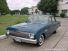 1962 Ford Falcon I miss my 1965 Falcon wagon.