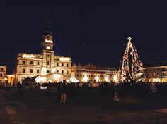Zamosc, old town