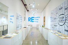 Research, Rethink, Remake by Sven Zijderveld, via Behance