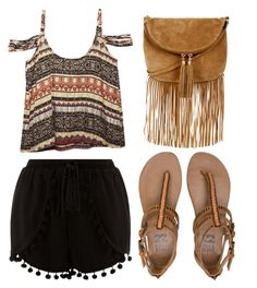 """""""Western Song"""" by mayll ❤ liked on Polyvore"""