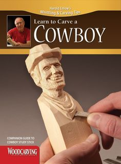 Learn to Carve a Cowboy (Booklet)