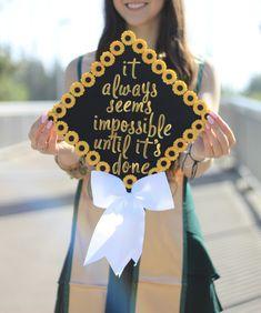 Quotes For Graduation Caps, Funny Graduation Caps, Graduation Cap Toppers, Graduation Cap Designs, Graduation Cap Decoration, Graduation Diy, Grad Cap, High School Graduation, Graduation Pictures