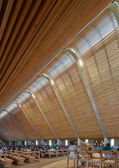 john mcaslan + partners builds cathedral of kericho in kenya