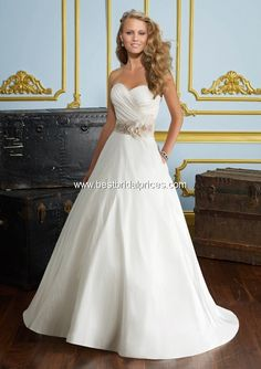 Mori Lee Voyage Wedding Dresses with pockets (: