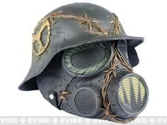Limited Edition Rlux Custom Airsoft Wire Mesh