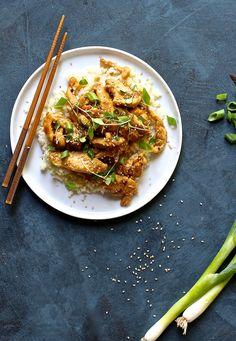 Paleo Chinese Sesame