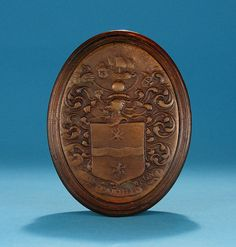 QUEEN ANNE / GEORGE I MOLDED HORN SNUFF BOX, Obrisset, Adler Collection, M. Ford Creech Antiques