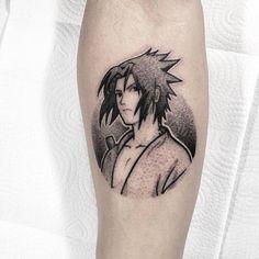 Follow @animemasterink for more 😎 . Sasuke Uchiha🔥🔥by @inkmali  To submit your work use the tag #animemasterink #naruto #narutotattoo… Tattoos Anime, Manga Tattoo, Naruto Tattoo, Mini Tattoos, Body Art Tattoos, Tattoos For Guys, Tatoos, Itachi Uchiha, Gaara