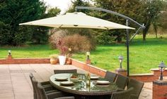 Groupon - Cantilever Parasol (£59.99) With Cover (£69.98) With Free Delivery (Up to 61% Off) in [missing {{location}} value]. Groupon deal price: £59.99