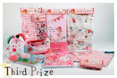 EmilyButtonPicnicWeekCompetitionThirdPrize Competition, Gift Wrapping, Button, Party, Gifts, Gift Wrapping Paper, Presents, Wrapping Gifts, Parties