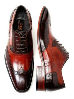 965e50e363ac8 Steven Land Men Dress Shoes