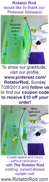 Rotator Rod — A Gift for our Pinterest Followers!