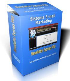 Sistema E-mail Marketing Automático - Kit Piloto Automático - O Segredo do Sucesso! Revendedor Autorizado: Altair Miquelino