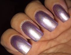 Lavender Love from the Colour my world by LilypadLacquer on Etsy - received 22.1.2014 from Etsy shop ($18)