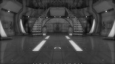 SGU - Destiny Gateroom by Barroth1989