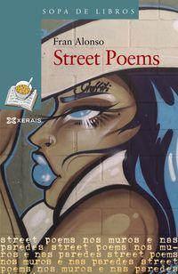 """Fran Alonso volve sorprender desde a poesía infantil e xuvenil, cunha ollada interdisciplinar, fundindo a frescura e a forza dos versos coa improvisación rebelde da """" street art """" . Este é un libro de poemas inconformistas, críticos, gamberros e combativos; disparos de graffiti que poderían ser escritos nos muros e rapeados con pintura nas paredes, seguindo a estela da arte na rúa, un libro que procura espazos de confluencia entre as artes plásticas e a poesía. Alonso, Street Art, Books, Movie Posters, Wordpress, Google, Poem Ideas, Children's Literature, Finding Nemo"""