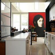 The East London Penthouse Apartment - contemporary - Home Office - London - Boscolo Interior Design