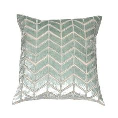 Toss this velvet pillow on the guest bed or living room sofa for a luxe touch. Try pairing it with woven throws and quilted blankets for cozy texture.