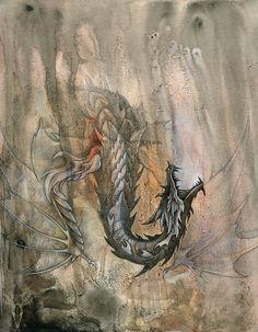 Infernal Conjuration  Art print by InkusArtwork on Etsy