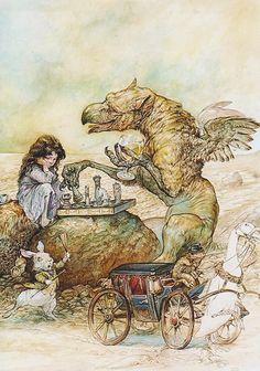 Omar Rayyan | Alice in Wonderland