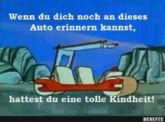 Wenn du dich noch an dieses Auto erinnern kannst.. | Lustige Bilder, Sprüche, Witze, echt lustig