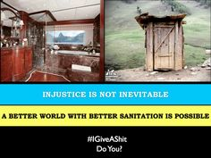 Injustice is not Inevitable #IGiveAShit