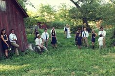 Country Wedding <3