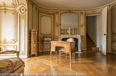 Madame du Barry's apartment