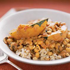 Peanut-Squash Stew | MyRecipes