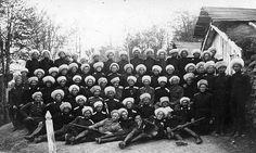 кубанские казаки Кубанская Народная Республика 1918-1920 Кубань - Украина