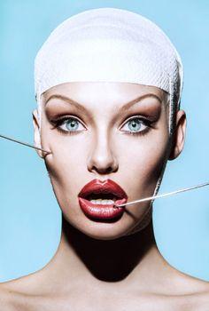 glamor makeup - Google Search