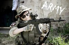 INKA blogger: ARMY focení vol. II.