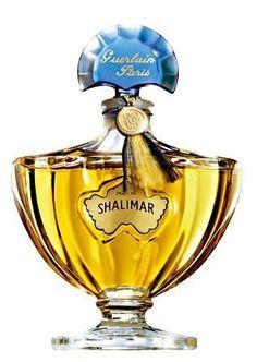 Shalimar, my Grandmas signature scent >3