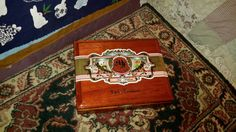 Cigar Box My Father's Cigars Special Edition by IndustrialPlanet