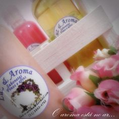 Kit de madeira Luz e Aroma - Luz e Aroma Sabonetes  Finos e Afins